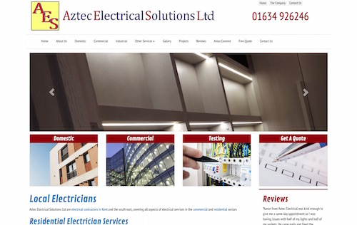 Local Electricians Rochester Gravesend Kent