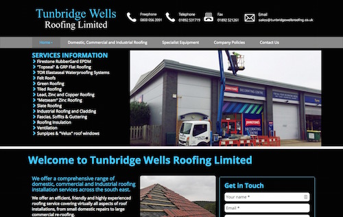 Tunbridge Wells Roofing